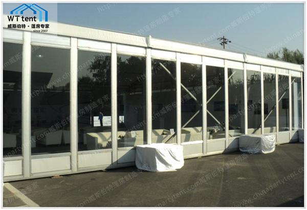 車展玻璃篷房