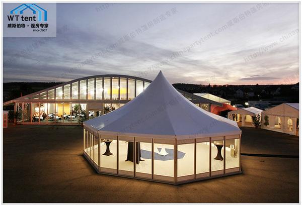 多邊形篷房租赁