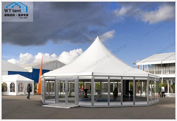 多邊形篷房出售